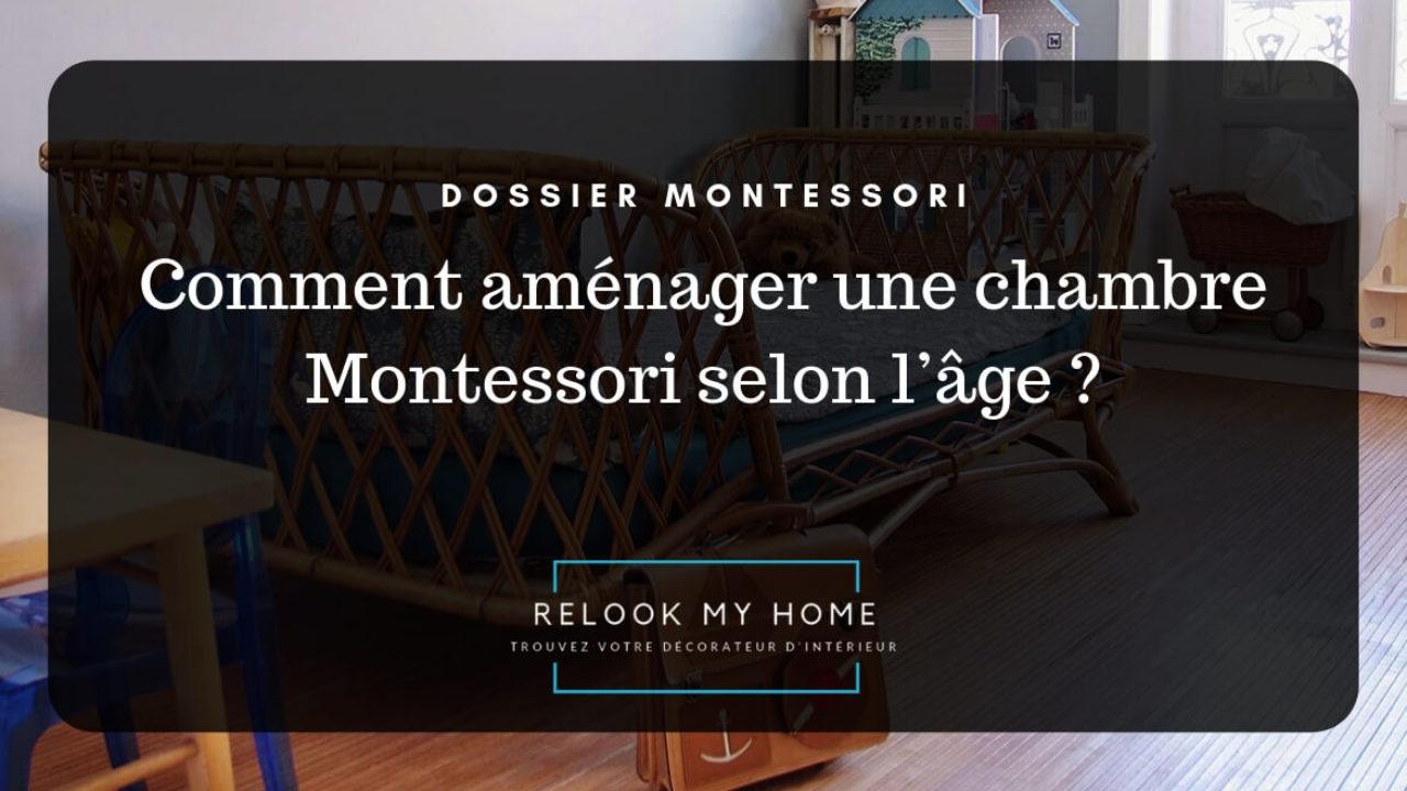 Lit Au Sol Montessori Quel Age comment aménager une chambre montessori selon l'âge
