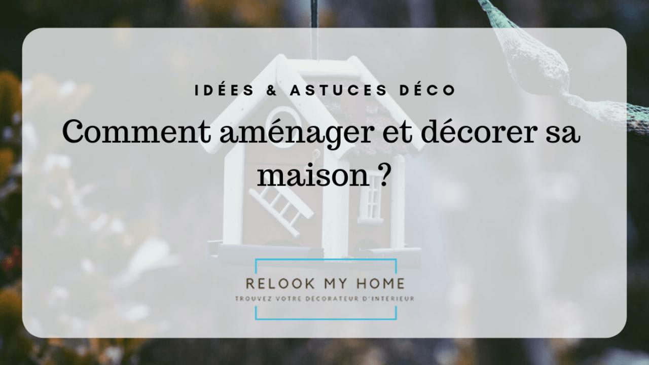 Decorer Sa Salle De Bain Soi Meme comment décorer sa maison ? – relook my home