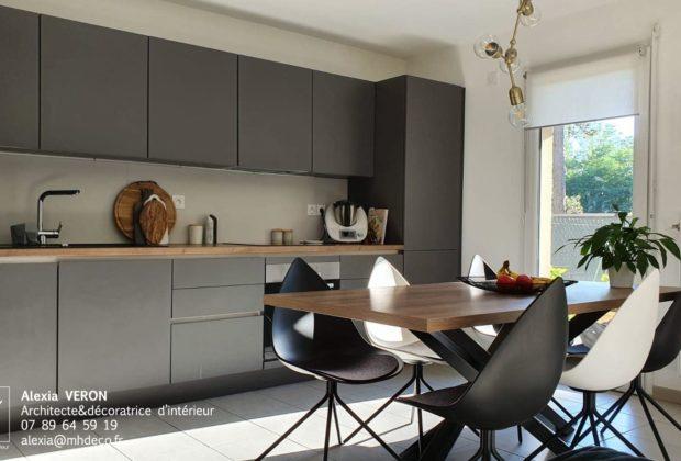Architecte & décoratrice d'intérieur – Alexia VERON – MH DECO